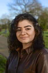 Portrait de Newroz CALHAN